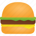 american, breakfast, burger, dinner, fast, fastfood, food, hamburger, mcd, mcdonald icon