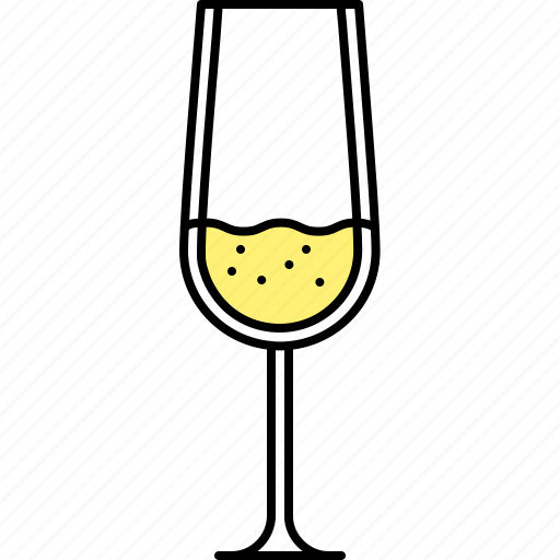 celebration, champagne, drink, glass, wine icon