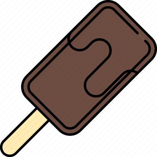 cold, cream, food, ice, stick, sweet icon