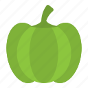 vegetable, capcicum, bell pepper, sweet pepper, pepper icon