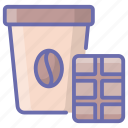 coffee cup, disposable cup, disposable glass, paper cup, takeaway cup icon