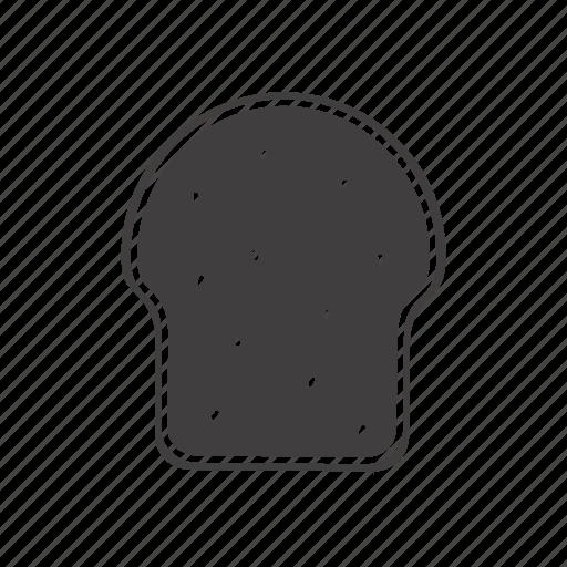 bread, sandwich, slice, toast icon