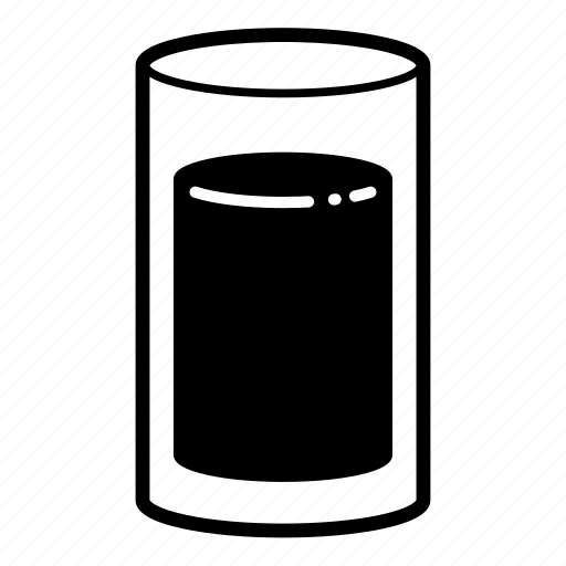 beverage, cold drink, drinking glass, drinking water, glass, juice, refreshment icon