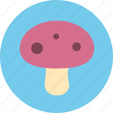 autumn, gastronomy, mushroom, thanksgiving, vegetable, vegetables icon