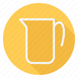 appliance, cooking, drinks, food, gastronomy, jug, pot icon