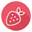 appliance, cooking, drinks, food, fruit, gastronomy, strawberry icon