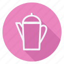 appliance, cooking, drinks, food, gastronomy, kitchen, pot icon