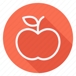 apple, appliance, cooking, food, fruit, gastronomy, kitchen icon