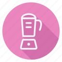 appliance, blender, cooking, drinks, food, gastronomy, mixture icon