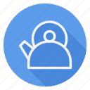 gastronomy, food, cooking, appliance, kitchen, drinks, tea pot icon