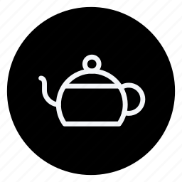 cooking, drinks, food, gastronomy, kitchen, pot, teapot icon