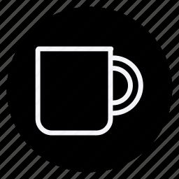 cooking, drinks, food, gastronomy, kitchen, mug, utensils icon