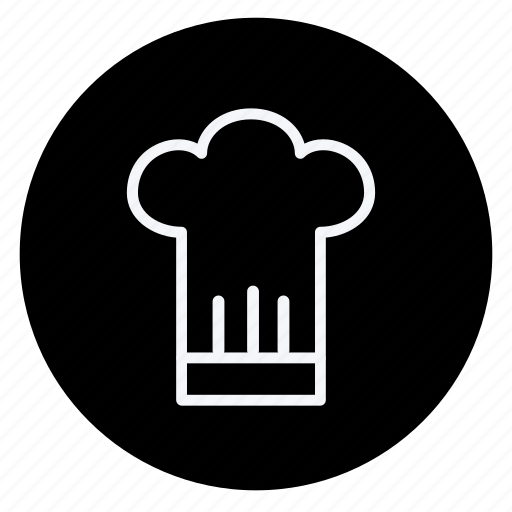 cap, cooking, drinks, food, gastronomy, hat, utensils icon