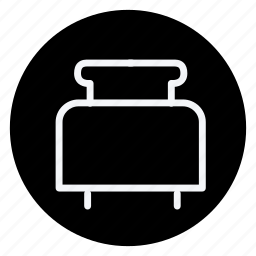 appliance, cooking, food, gastronomy, kitchen, toaster, utensils icon