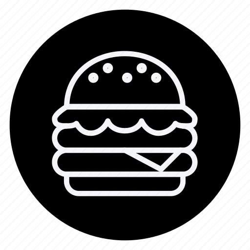 burger, cooking, drinks, food, gastronomy, hamburger, kitchen icon
