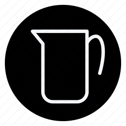 appliance, cooking, drinks, jug, kitchen, pot, waterpot icon