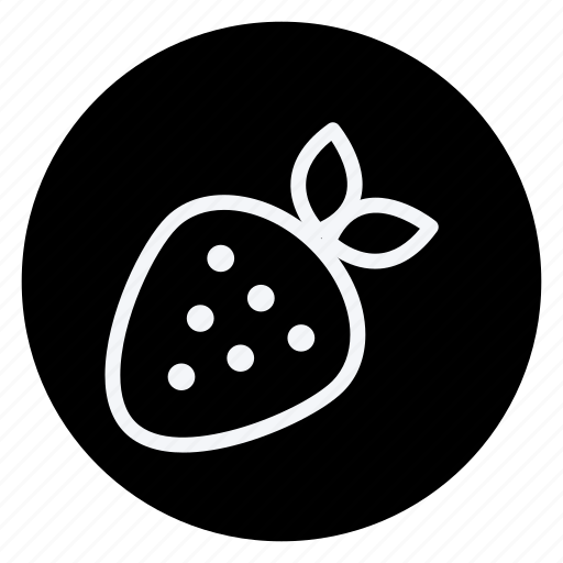appliance, cooking, drinks, food, fruit, kitchen, strawberry icon