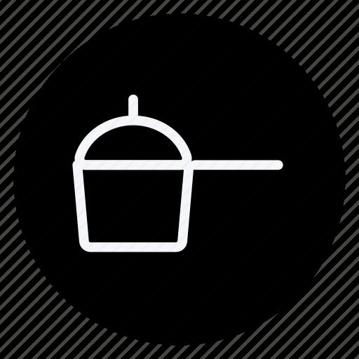 cooking, food, gastronomy, kitchen, pan, saucepan, utensils icon