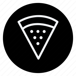 cooking, drinks, fast, food, gastronomy, pizza slice, utensils icon
