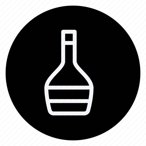 bottle, container, cooking, drinks, food, jar, utensils icon