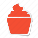 cooking, cupcake, drinks, food, gastronomy, kitchen, utensils icon