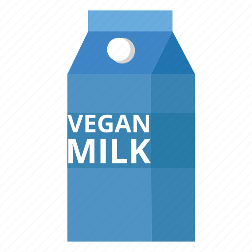 food, health, healthy, milk, nutrition, vegan, vegan milk icon