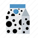 bottle, cow, drink, food, health, milk, milk bottle icon