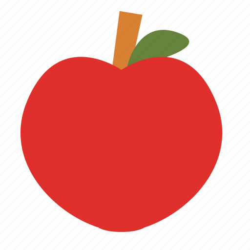 apple, food, fruit, fruits, health, vegetables icon