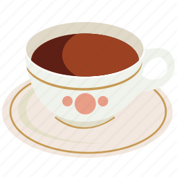 coffee, cup, drink, food, hot, tea, tea cup icon