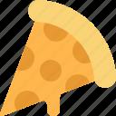 slice, pizza, food, fast, restaurant