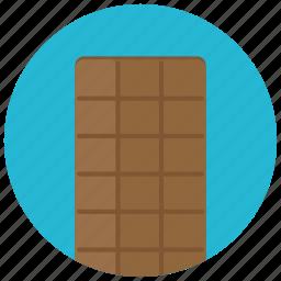 bar, chocolate, dessert, food, sweets icon