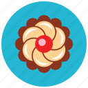 cookie, dessert, food, pastry, sweets icon