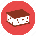 cake, dessert, food, icecream, sweets icon