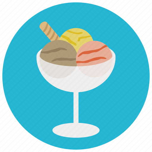 chocolate, dessert, food, glass, icecream, strawberry, sweets icon