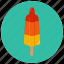 dessert, food, icecream, rocket, sweets