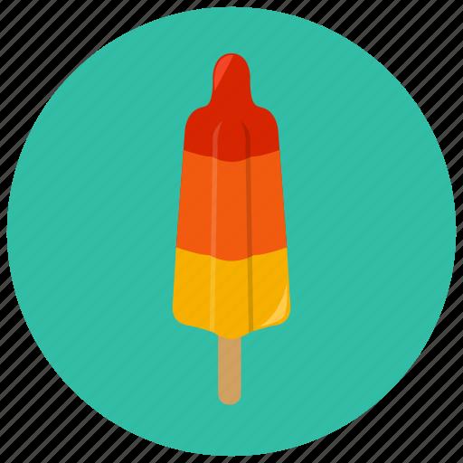 dessert, food, icecream, rocket, sweets icon