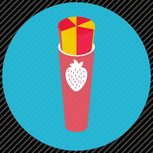 colorful, dessert, food, icecream, strawberry, sweets icon