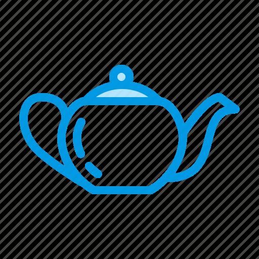 hot, kettle, tea, teapot icon