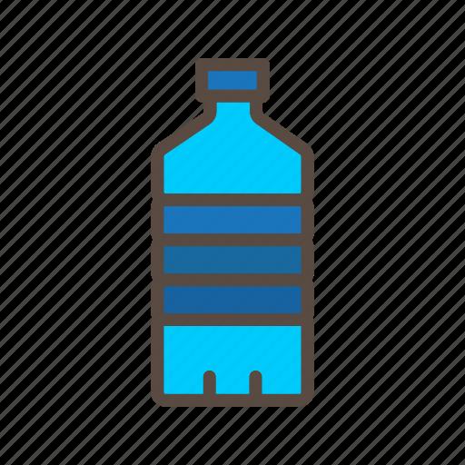 beverage, bottle, color, drink, food, water icon
