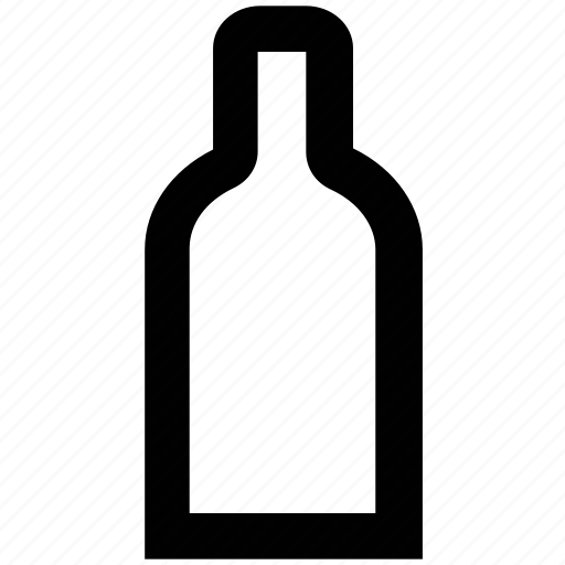 bottle, kitchen accessory, liquor bottle, oil bottle, olive oil, wine bottle icon