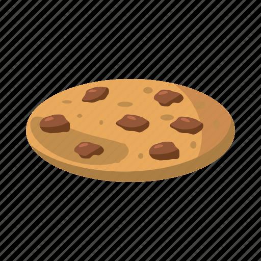 cartoon, dessert, food, pastry, pie, sweet, thanksgiving icon