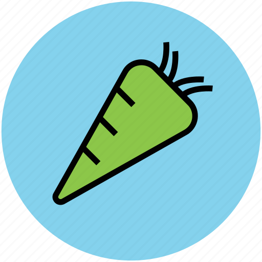 carrot, diet, healthy diet, nutrition, vegetable icon