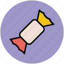 candy, confectionery, confectionery sweets, halloween candy, sweets, toffee icon