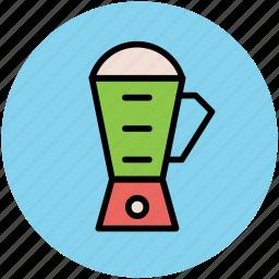blender, electronics, food blender, food processor, juicer, kitchen appliance icon