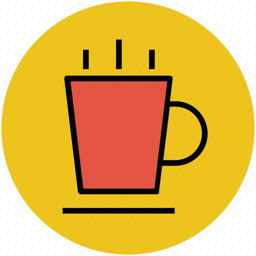 coffee, coffee mug, cup, drink, hot tea, tea cup icon