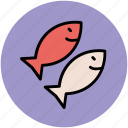 cooked fish, fish, food, healthy diet, seafood icon