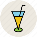 appetizer drink, beverage, cocktail, drink, juice, refreshing juice icon