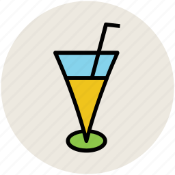 appetizer drink, beverage, cocktail, drink, juice, refreshing juice icon