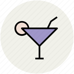 alcohol, appetizer drink, cocktail, drink, glass, margarita, wine glass icon