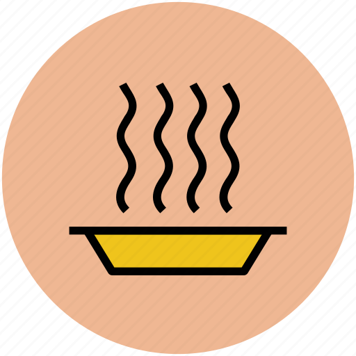 food, food platter, hot food, meal, soup icon